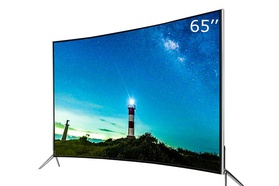 "Телевизор Curved 4K Ace 65"" Black"